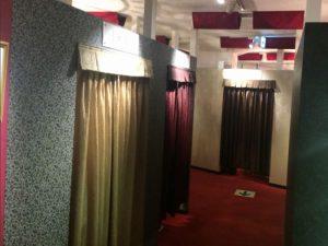 新宿占い館アゥルタームの内装